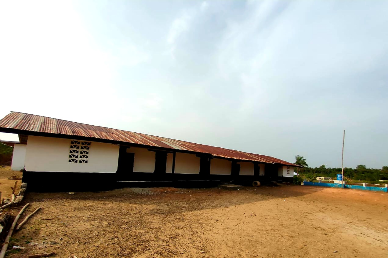 View of the school 2