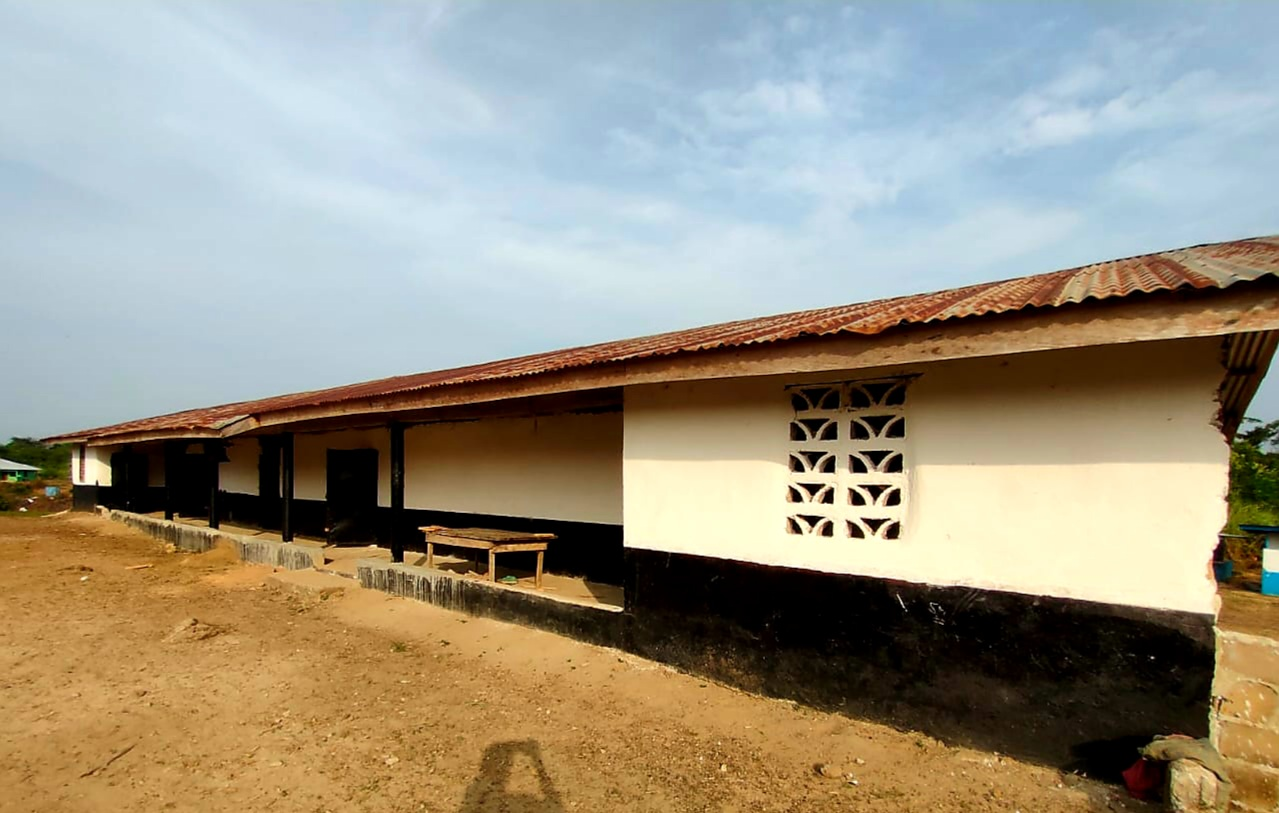 View of the school 4